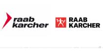 Raab Karcher Logo – vorher und nachher