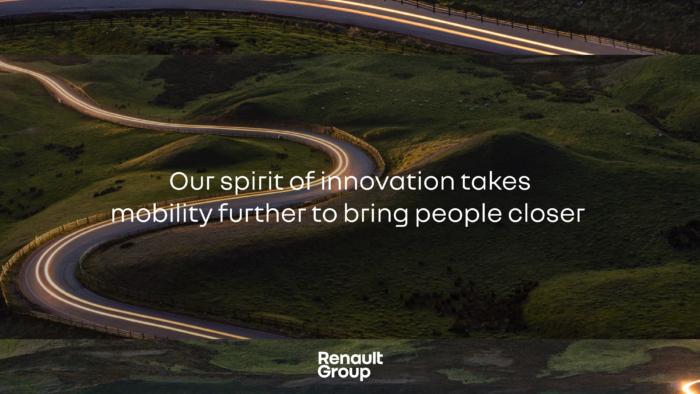Renault Group Purpose