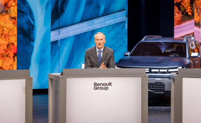 Renault Group Shareholders Annual General Meeting 2021 Jean-Dominique Senard