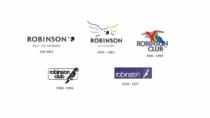Robinson Club Logo Evolution
