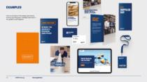 STARK Group Branding – Anwendungsbeispiele