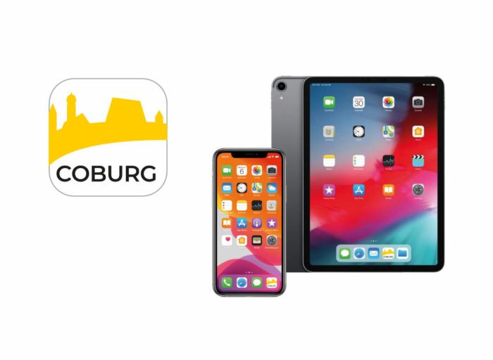Coburg Corporate Design – digitale Medien, Quelle: Stadtverwaltung Coburg