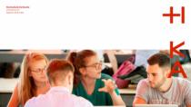 Hochschule Karlsruhe – Corporate Design – Website
