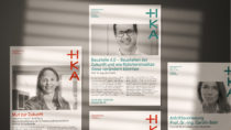 Hochschule Karlsruhe – Corporate Design Visual