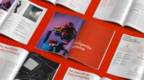 Hochschule Karlsruhe – Corporate Design – Forschung aktuell