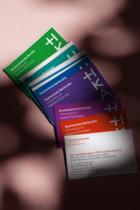 Hochschule Karlsruhe – Corporate Design Visual – Visitenkarten