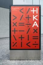 Hochschule Karlsruhe – Corporate Design – Plakat