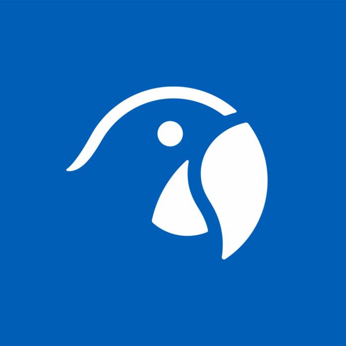 Robinson Club – Logo / Papagei, Quelle: Mutabor