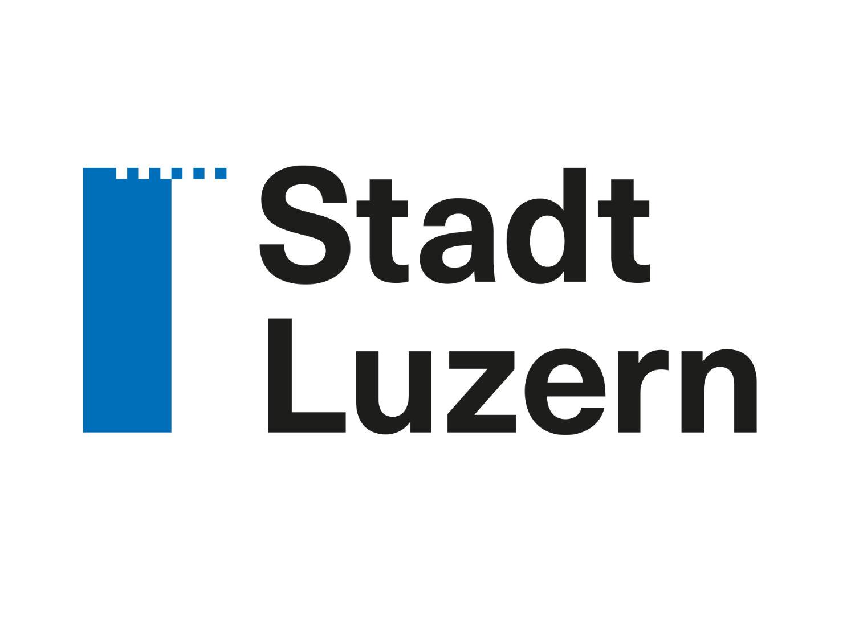Stadt Luzern – Logo, Quelle: Stadtverwaltung Luzern