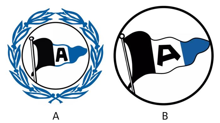 Arminia Bielefeld Logo – Wahl, Quelle: Arminia Bielefeld