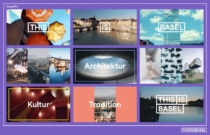 This is Basel – Tourismus Branding Visual, Quelle: Basel Tourismus