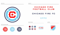 Chicago Fire FC – primary mark, Quelle: MLS