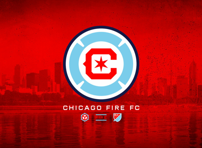 Chicago Fire FC Logo / Branding, Quelle: MLS