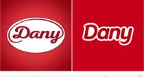 Dany Sahne Logo – vorher und nachher Bildquelle: Danone, Bildmontage: dt