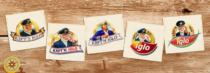 Käpt'n Iglo Logo Historie, Quelle: Iglo AT