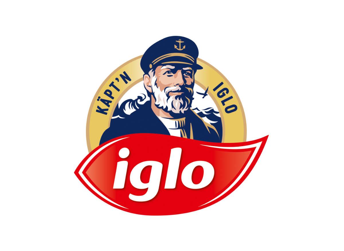 Käpt'n Iglo Logo, Quelle: Iglo