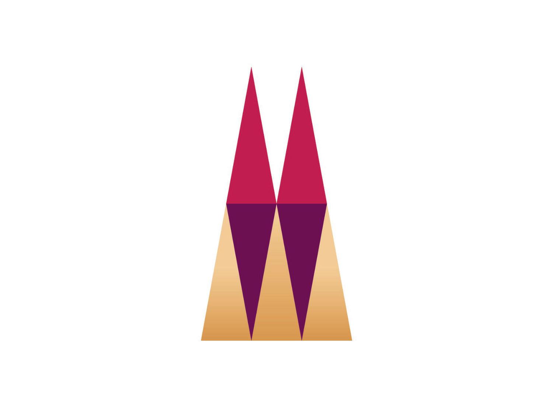 Kölner Dom Logo (Bildmarke), Quelle: Hohe Domkirche Köln