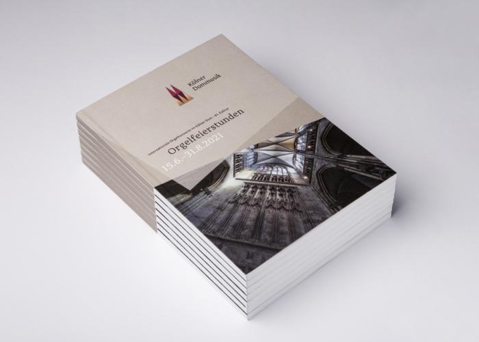 Kölner Dom – Corporate Design, Print, Quelle: Hohe Domkirche Köln