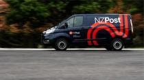 NZ Post van, Quelle: NZ Post