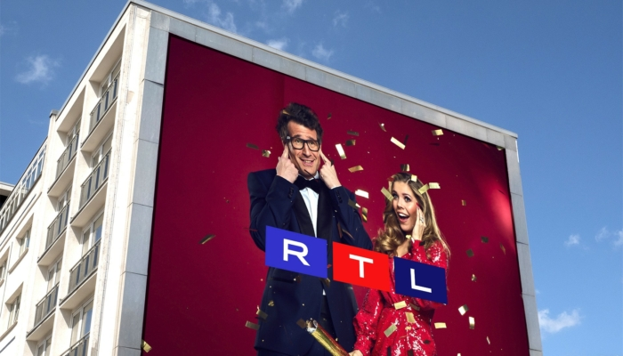 RTL Let's Dance Billboard, Rebranding 2021, Quelle: RTL / TVNOW
