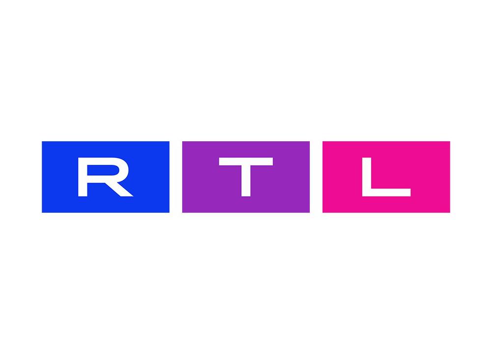 RTL Logo, Rebranding 2021, Quelle: RTL / TVNOW
