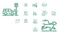 DEVK Corporate Design – Icons