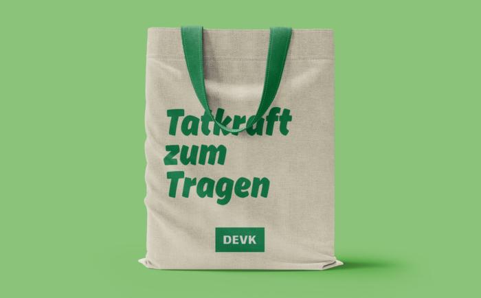DEVK – Tasche