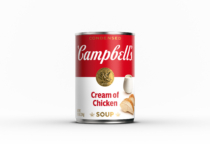 Campbell's New Cream Of Chicken
