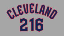 Cleveland Guardians Uniform Aufdruck