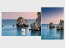 Cyprus Tourism Branding Visual, Quelle: Ministerium für Tourismus Zypern
