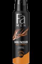 Fa Deospray 150 ml men dark passion