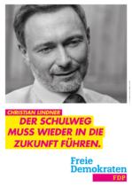FDP Plakat Bundestagswahl 2021 – Bildung