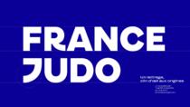 France Judo – Logo Wortmarke, Quelle: Fédération française de judo