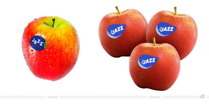 Jazz Apple Logo Redesign