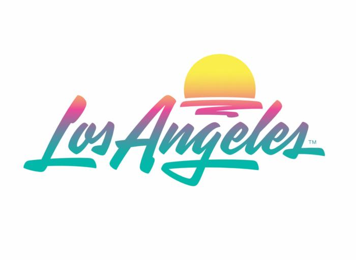 Los Angeles Tourism Logo, Quelle: Los Angeles Tourism Board