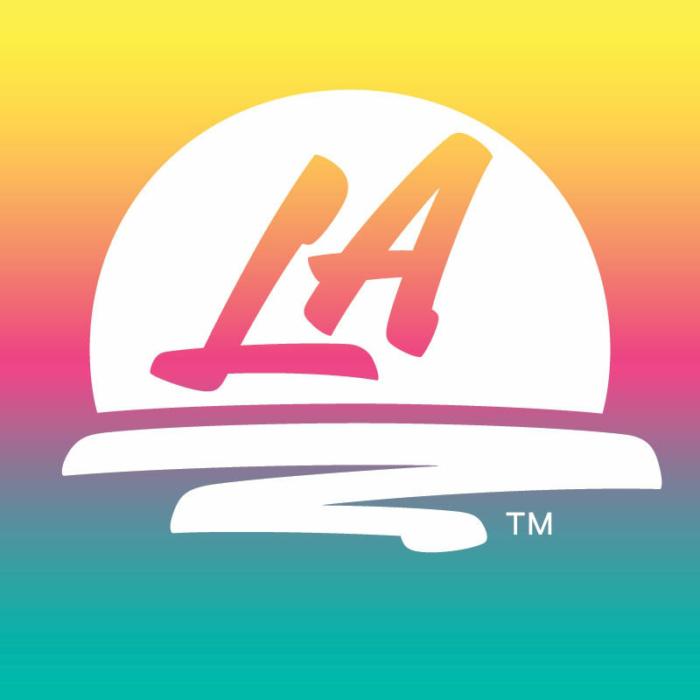 Los Angeles Tourism Logo/Profilbild, Quelle: Los Angeles Tourism Board