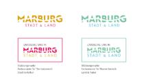 Marburg Tourismus – Logovarianten, Quelle: Marburg Tourismus