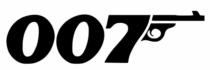 007 Logo – entworfen von Joe Caroff