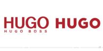 Hugo Logo – vorher und nachher