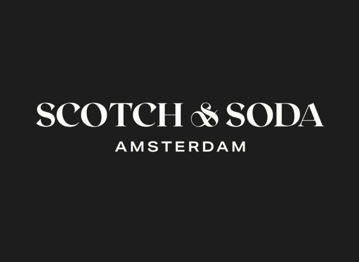 Scotch & Soda – Logo