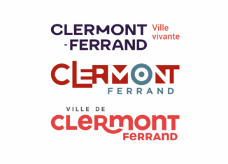 Clermont-Ferrand Logo Entwürfe