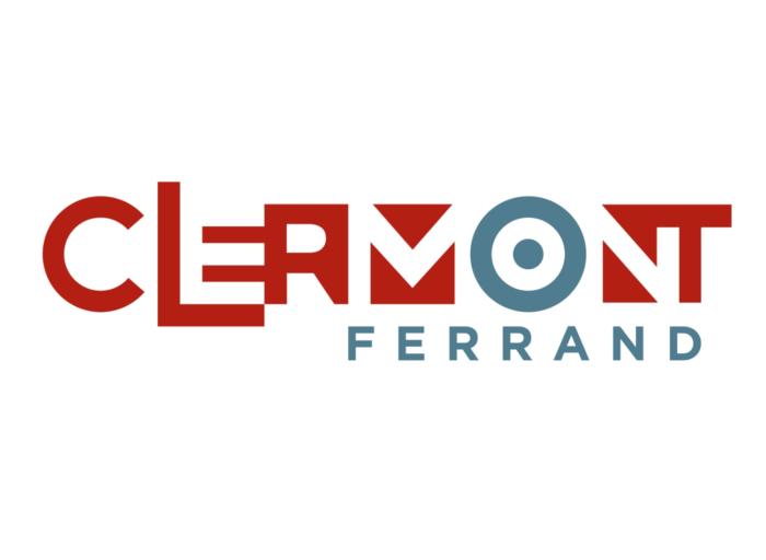 Clermont-Ferrand Logo Entwurf 2