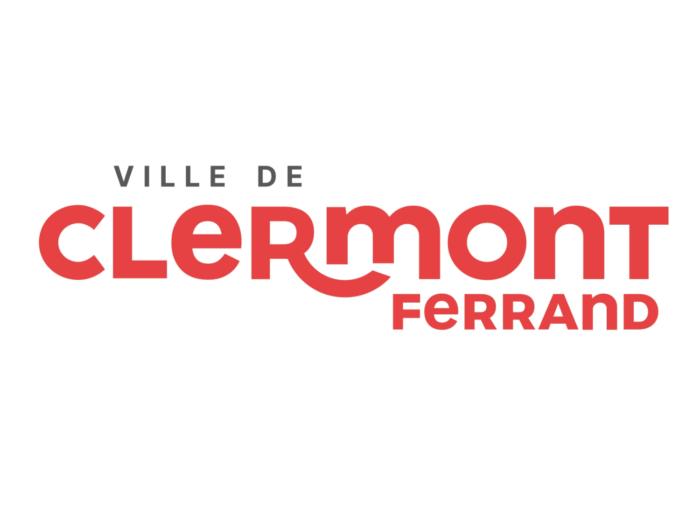 Clermont-Ferrand Logo Entwurf 3