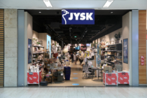JYSK Storefront