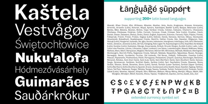 GARINO Languages