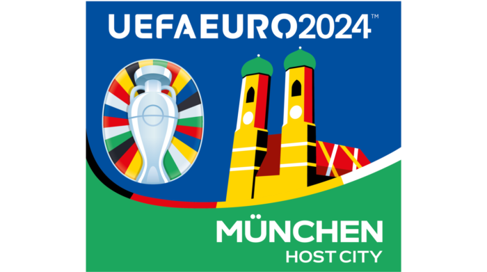 EURO 2024 Hostcitylogo München