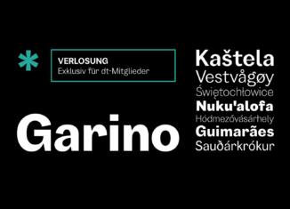 Garino Font