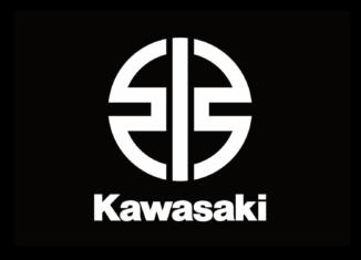 Kawasaki Logo (2021), Quelle: Kawasaki Europe
