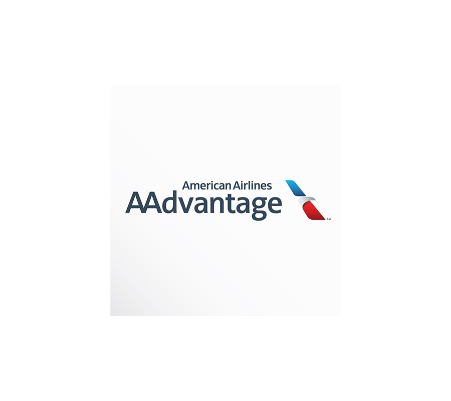 AA American Airlines AAdvantage Logo