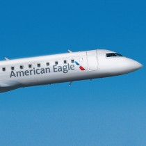 AA American Airlines Eagle Livery, Flugzeuglackierung